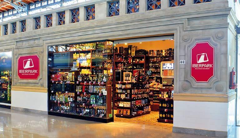 Onde comprar vinho em Montevidéu: loja Iberpark