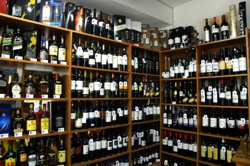 Onde comprar vinho em Montevidéu: loja Las Vizcarras