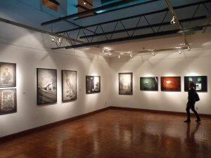Museu Nacional de Artes Visuais em Montevidéu: exposição de fotografias