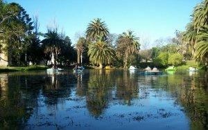 Montevidéu em outubro: Parque Rodó