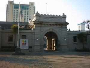 Montevidéu em fevereiro: Punta Carretas Shopping