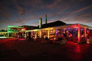 Punta del Este em dezembro: Restaurante Parador La Huella em José Ignacio