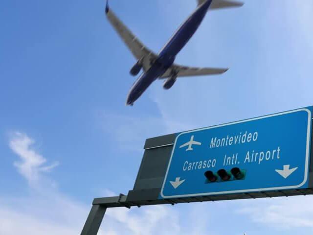 Quanto custa uma passagem aérea para Montevidéu