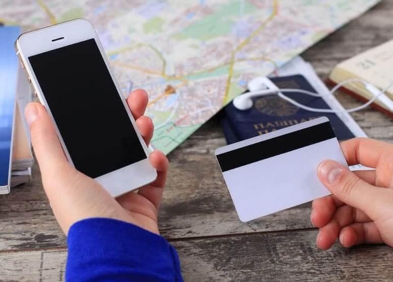 Chips para usar o celular em Montevidéu