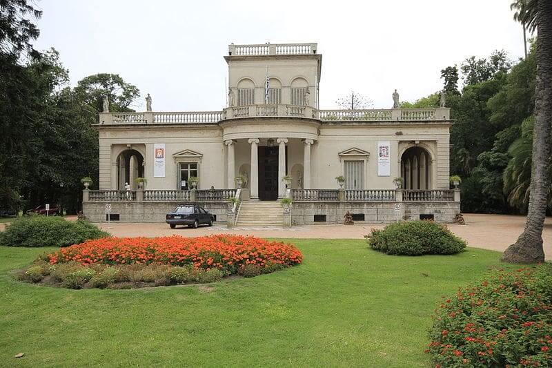 Montevidéu em outubro: Museo de Bellas Artes Juan Manuel Blanes