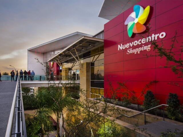 Shoppings em Montevidéu: Nuevocentro Shopping