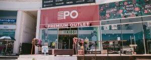 Punta del Este em abril: Premium Outlet