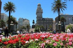 Montevidéu em outubro: clima