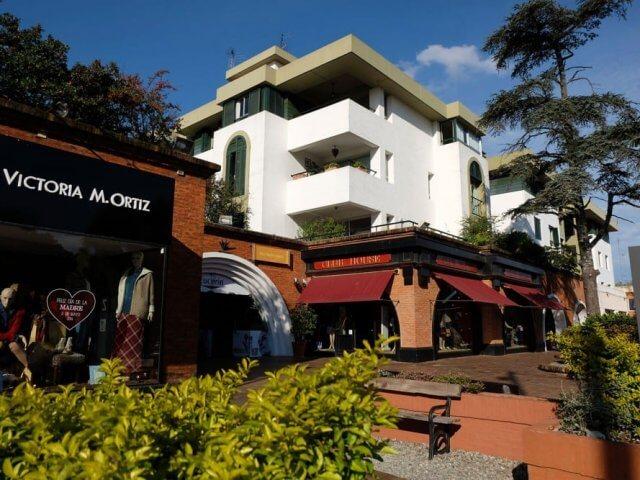 Shopping Arocena Mall em Montevidéu