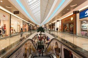 Montevidéu em abril: Nuevocentro Shopping