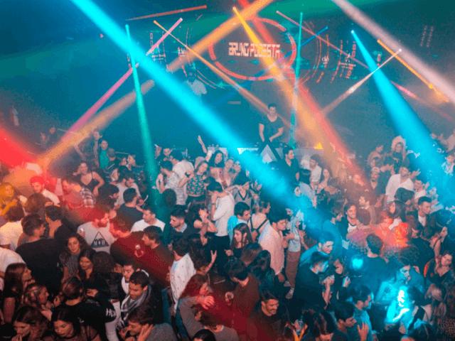 Baladas em Punta del Este: balada OVO Nightclub