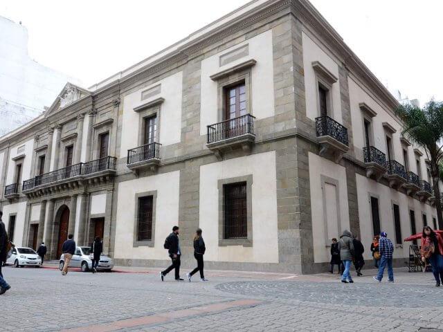 Museus em Montevidéu: Cabildo de Montevidéu