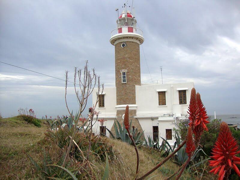 Farol de Punta Carretas em Montevidéu: informações