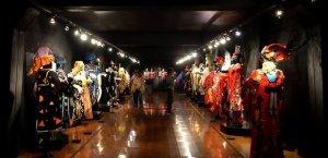 Museo del Carnaval em Montevidéu: trajes