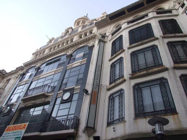 Museo Torres García em Montevidéu