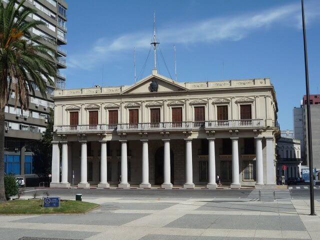 Museo de la Casa de Gobierno em Montevidéu