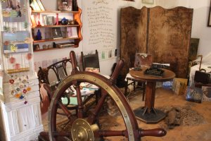 Punta del Este em setembro: Museo Paseo Neruda