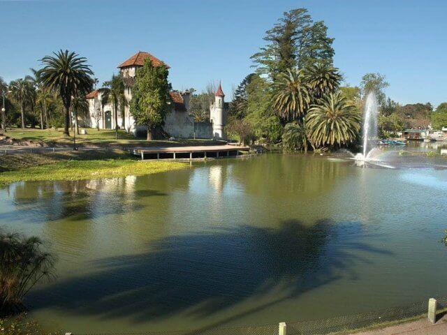 Quantos dias ficar em Montevidéu: Parque Rodó