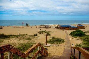 Punta del Este em fevereiro: Playa Bikini