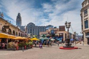 Montevidéu em agosto: Mercado del Puerto
