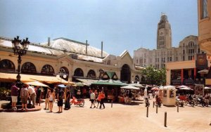 Montevidéu em janeiro: Mercado del Puerto