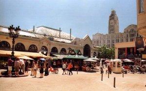 Montevidéu em novembro: Mercado del Puerto