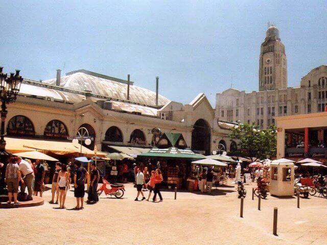 Mercado del Puerto em Montevidéu
