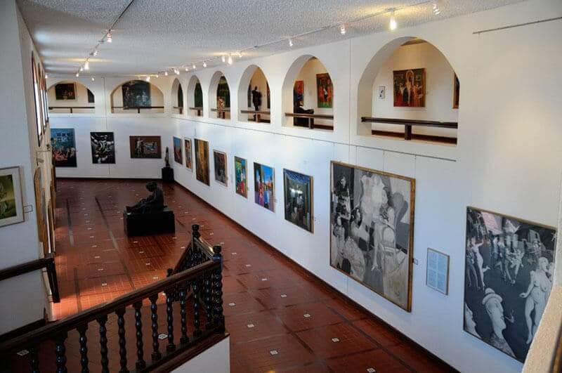 Punta del Este em julho: Museo Ralli