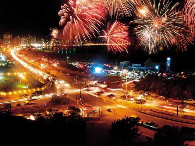 Ano Novo em Punta del Este