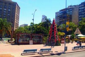 Montevidéu em dezembro: clima