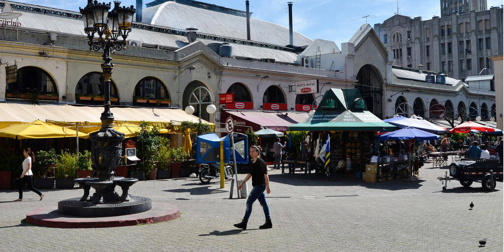 Onde comprar lembrancinhas e souvenirs em Montevidéu: Mercado del Puerto