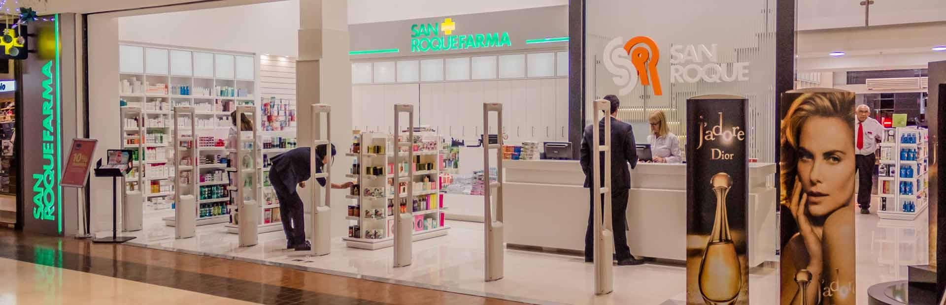 bef619b452c Onde comprar perfumes em Montevidéu  Farmácia San Roque