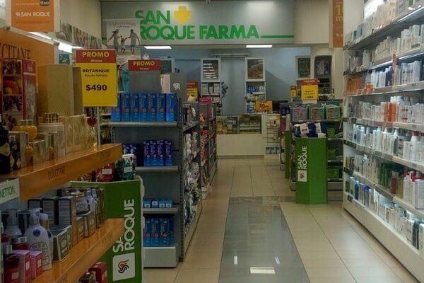 Onde comprar perfumes em Punta del Este: farmácia San Roque