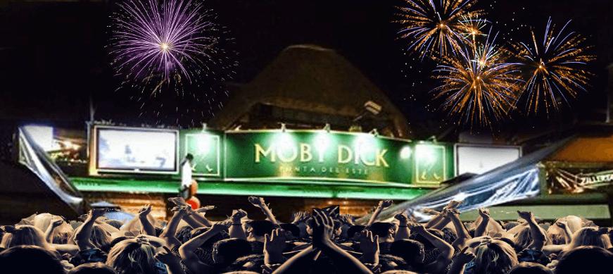 O que fazer no Ano-Novo em Punta del Este em 2018: festa no pub Moby Dick
