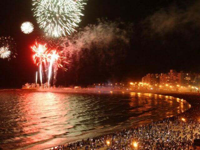 Ano Novo em Montevidéu