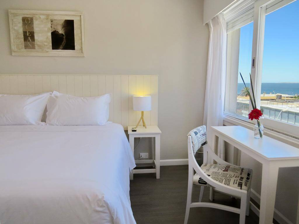 Hotéis no centro turístico de Punta del Este: Hotel Atlantico