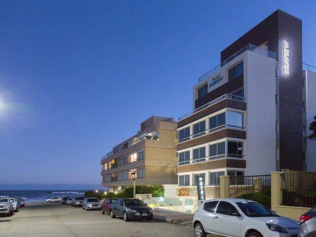 Hotéis no centro turístico de Punta del Este: Sea View Hotel Boutique