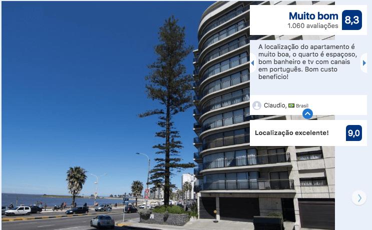 Hotéis bons e baratos em Montevidéu: Hotel Massini Suites