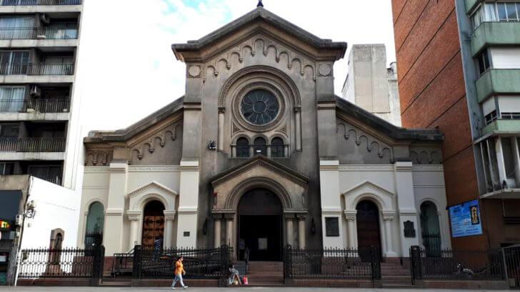Roteiro de 4 dias em Montevidéu: Iglesia del Cordón