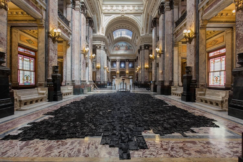 Roteiro de 5 dias em Montevidéu: Palácio Legislativo