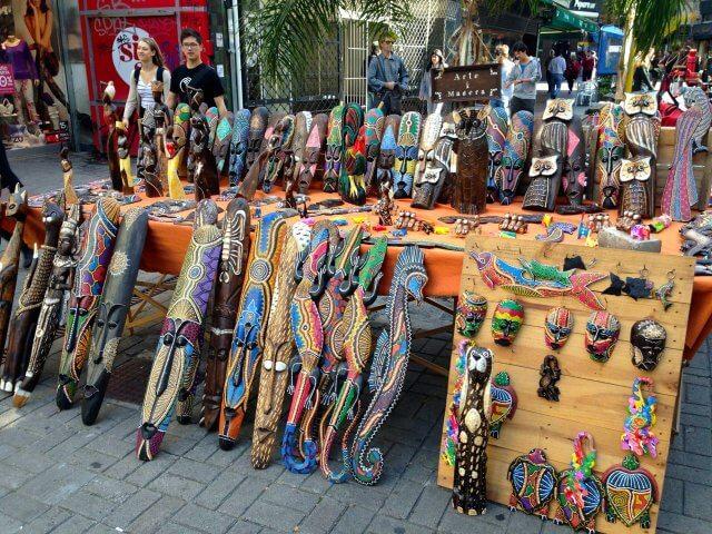 Onde comprar lembrancinhas e souvenirs em Montevidéu