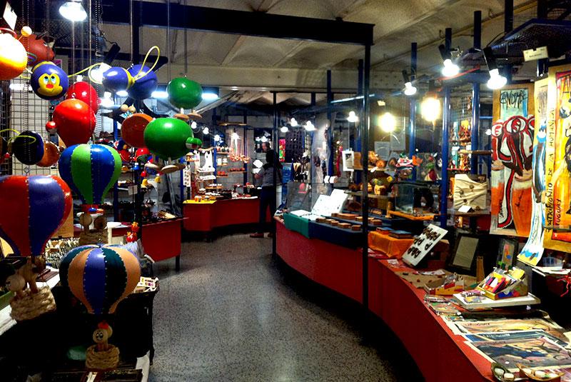Onde comprar lembrancinhas e souvenirs em Montevidéu: Mercado de los Artesanos