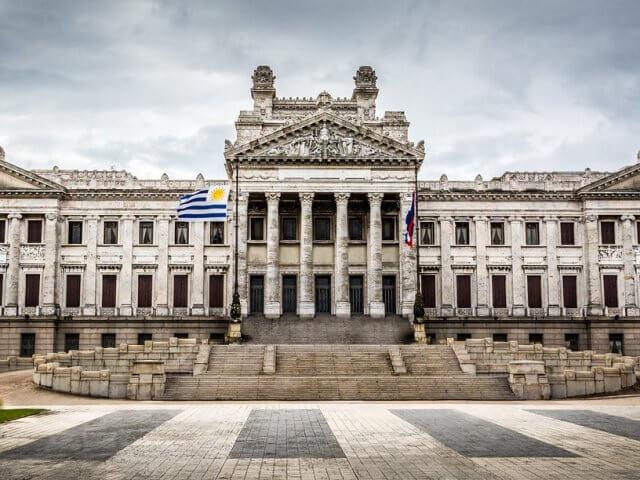 Roteiro de 4 dias em Montevidéu: Palácio Legislativo