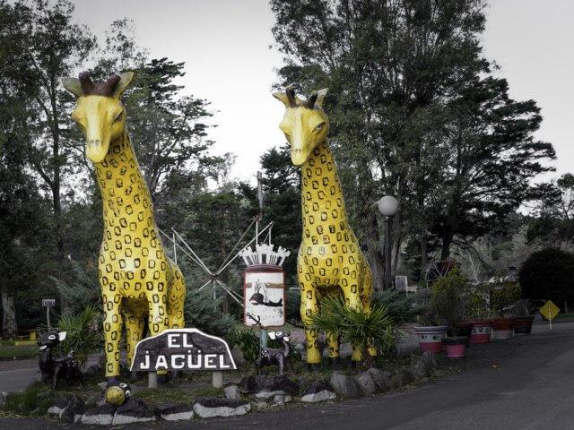 Parque El Jaguel em Punta del Este