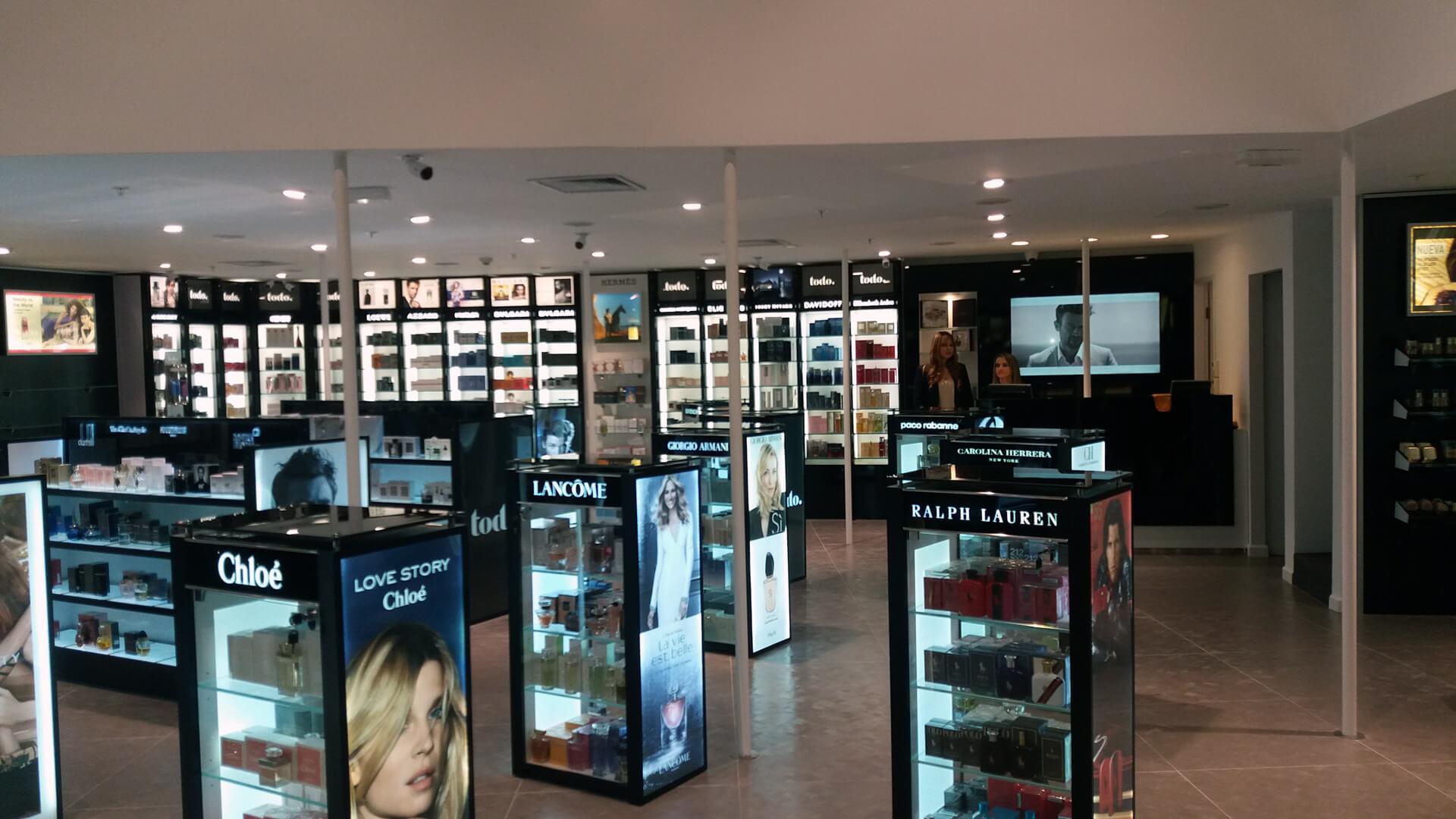 4a06209e1a3 Onde comprar perfumes em Montevidéu  Perfumería Todo