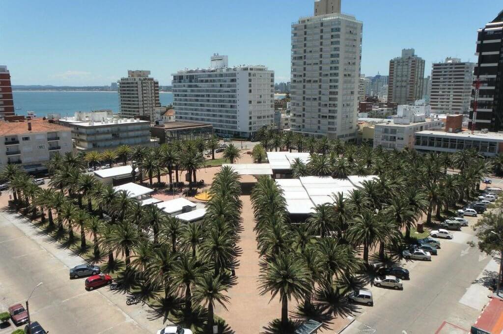 Roteiro de 5 dias em Punta del Este: Plaza Artigas
