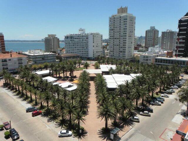 Plaza General Artigas em Punta del Este
