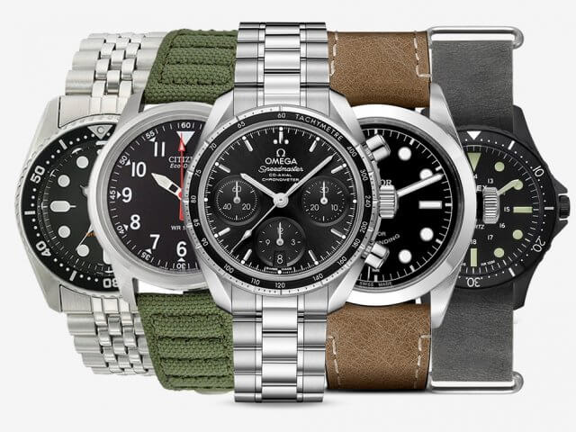 Onde comprar relógios em Montevidéu