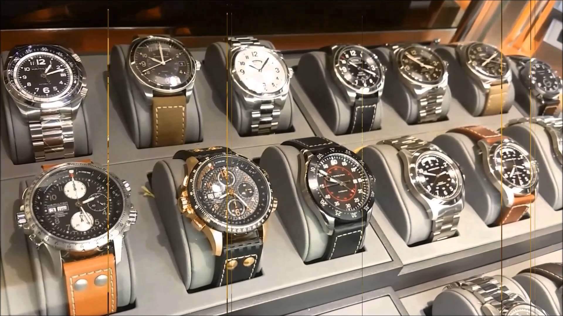 Onde comprar relógios em Punta del Este