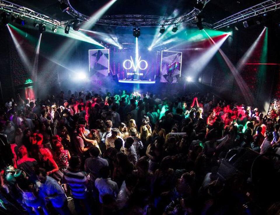 Lugares LGBT em Punta del Este: balada OVO Nightclub